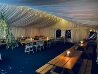 Willow House Outdoor Tent1