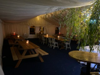 Willow House Outdoor Tent2