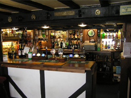 Image of the bar area